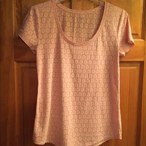 Ann Taylor Loft Dressy T-shirt